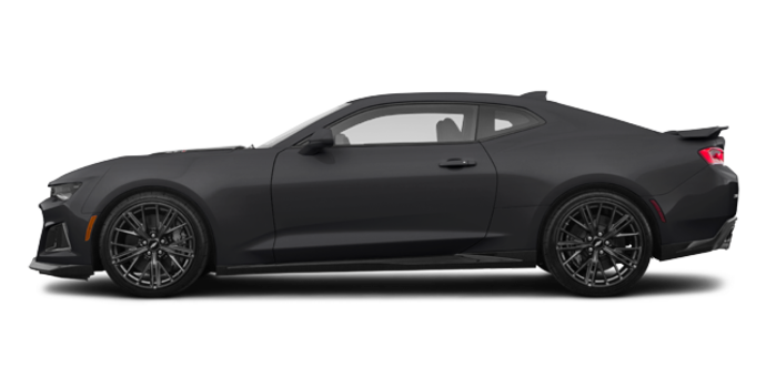 2018 Chevrolet Camaro coupe ZL1 | Photo 4 | Nightfall Grey Metallic