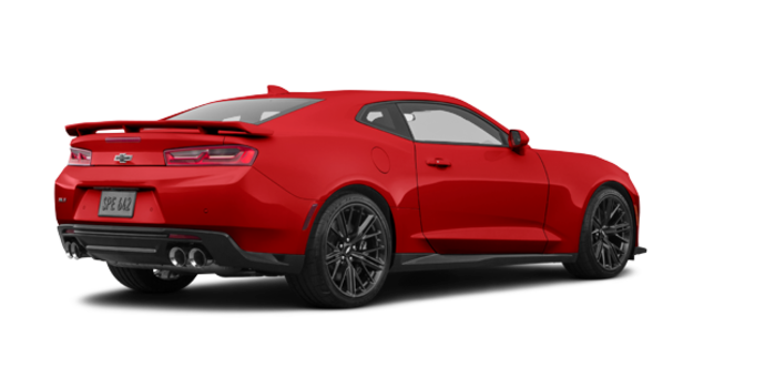 2018 Chevrolet Camaro coupe ZL1 | Photo 5 | Garnet Red Tintcoat