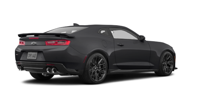 2018 Chevrolet Camaro coupe ZL1 | Photo 5 | Nightfall Grey Metallic