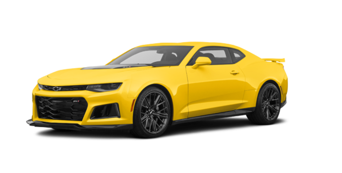 2018 Chevrolet Camaro coupe ZL1 | Photo 6 | Bright Yellow