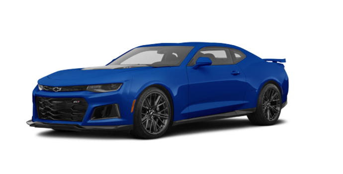 2018 Chevrolet Camaro coupe ZL1 | Photo 6 | Hyper Blue Metallic