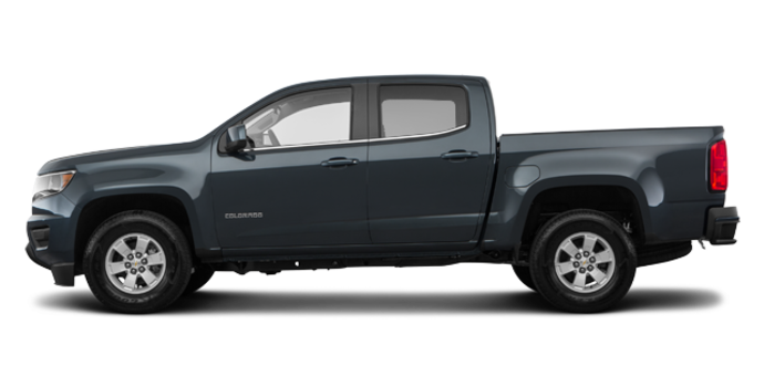 2018 Chevrolet Colorado WT | Photo 4 | Graphite Metallic