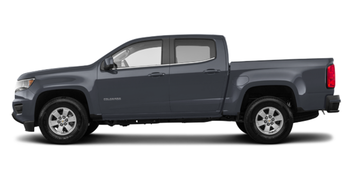 2018 Chevrolet Colorado WT | Photo 4 | Satin steel metallic