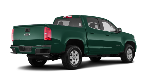 2018 Chevrolet Colorado WT | Photo 5 | Deepwood Green Metallic