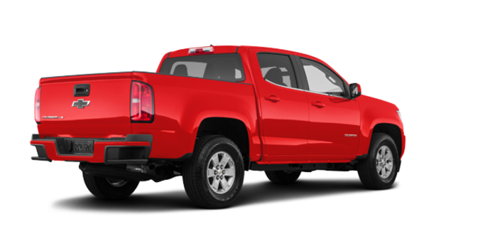 2018 Chevrolet Colorado WT | Photo 5 | Red Hot