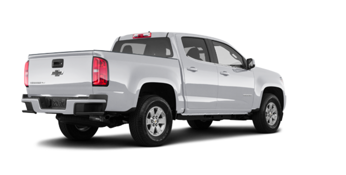 2018 Chevrolet Colorado WT | Photo 5 | Silver Ice Metallic