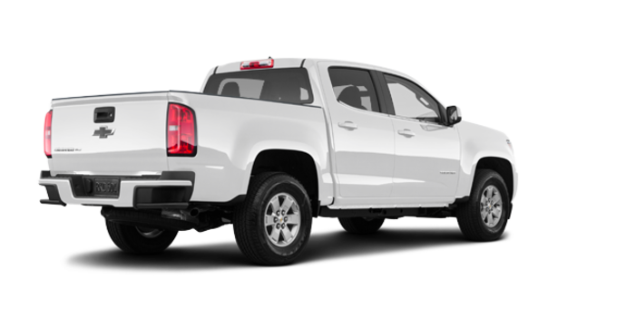 2018 Chevrolet Colorado WT | Photo 5 | Summit White