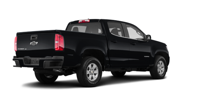 2018 Chevrolet Colorado WT | Photo 5 | Black