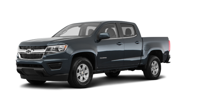 2018 Chevrolet Colorado WT | Photo 6 | Graphite Metallic