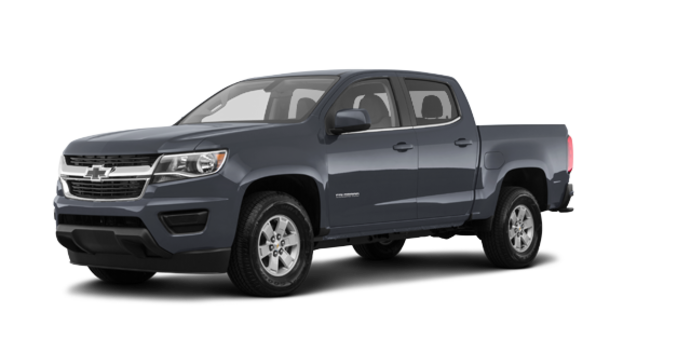 2018 Chevrolet Colorado WT | Photo 6 | Satin steel metallic