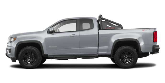2018 Chevrolet Colorado Z71 | Photo 4 | Silver Ice Metallic