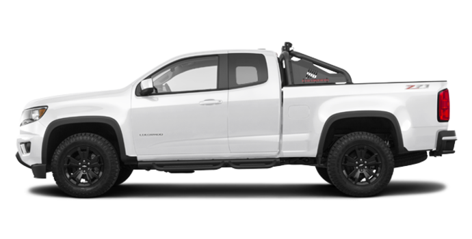 2018 Chevrolet Colorado Z71 | Photo 4 | Summit White