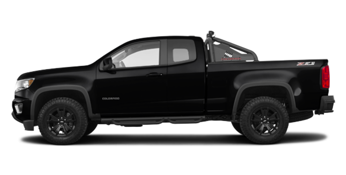 2018 Chevrolet Colorado Z71 | Photo 4 | Black