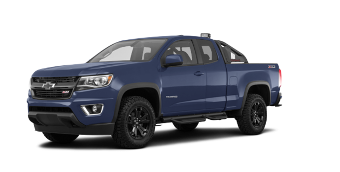 2018 Chevrolet Colorado Z71 | Photo 6 | Centennial Blue Metallic