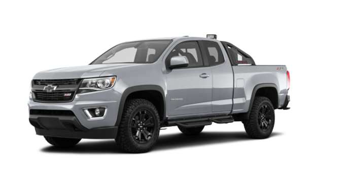 2018 Chevrolet Colorado Z71 | Photo 6 | Silver Ice Metallic