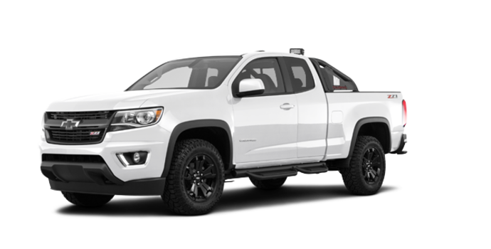 2018 Chevrolet Colorado Z71 | Photo 6 | Summit White