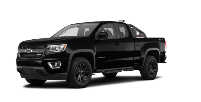 2018 Chevrolet Colorado Z71 | Photo 6 | Black