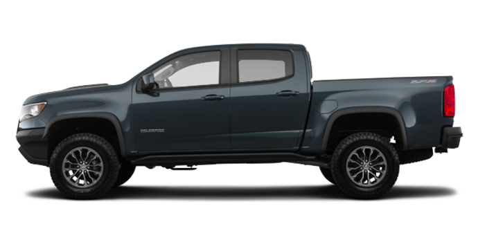2018 Chevrolet Colorado ZR2 | Photo 4 | Graphite Metallic