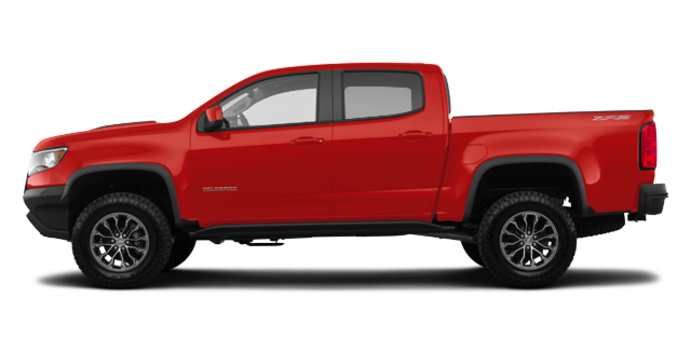 2018 Chevrolet Colorado ZR2 | Photo 4 | Cajun red tintcoat