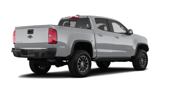 2018 Chevrolet Colorado ZR2 | Photo 5 | Silver Ice Metallic
