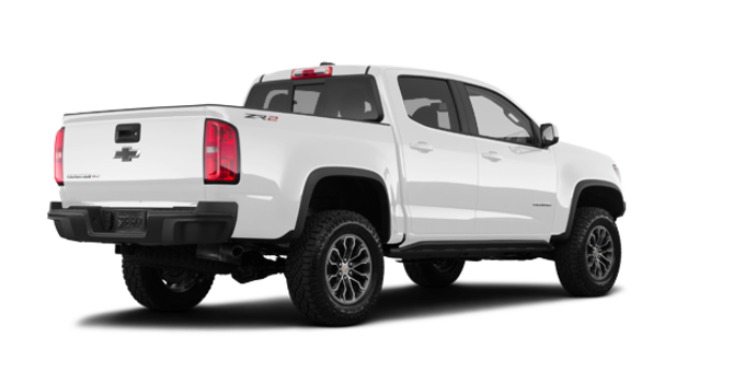 2018 Chevrolet Colorado ZR2 | Photo 5 | Summit White
