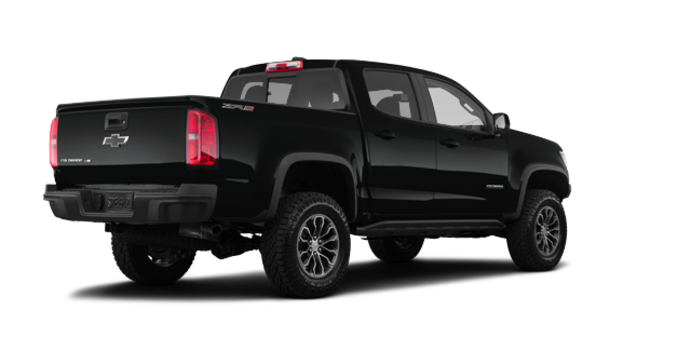 2018 Chevrolet Colorado ZR2 | Photo 5 | Black