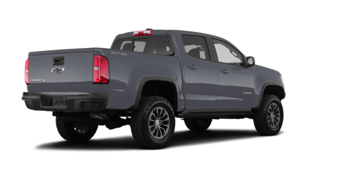 2018 Chevrolet Colorado ZR2 | Photo 5 | Satin steel metallic
