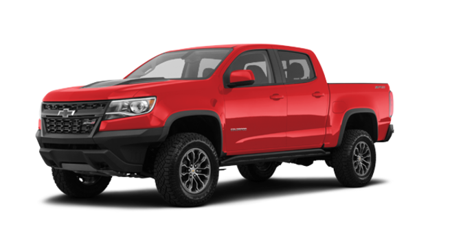2018 Chevrolet Colorado ZR2 | Photo 6 | Red Hot