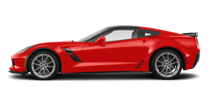 2018 Chevrolet Corvette Coupe Grand Sport 2LT | Photo 4 | Torch Red