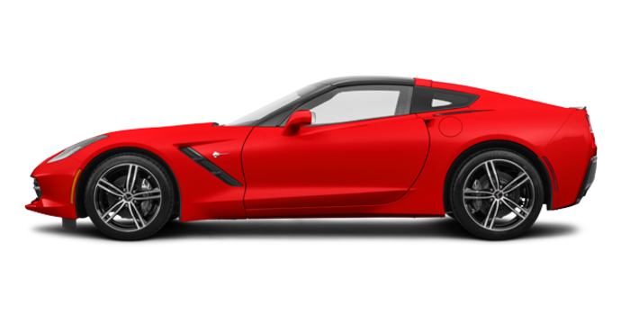 2018 Chevrolet Corvette Coupe Stingray 1LT | Photo 4 | Torch Red