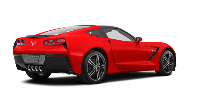 2018 Chevrolet Corvette Coupe Stingray 1LT | Photo 5 | Torch Red