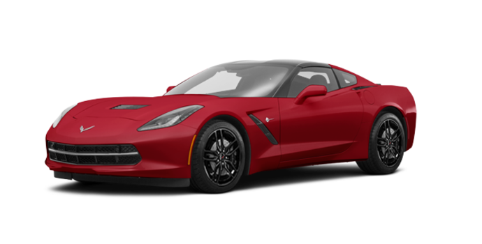 2018 Chevrolet Corvette Coupe Stingray Z51 2LT | Photo 6 | Torch Red