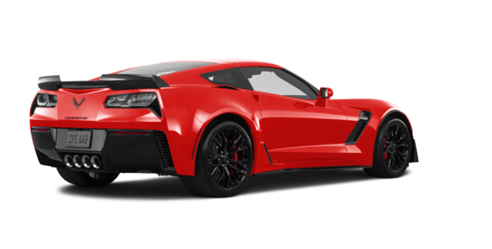 2018 Chevrolet Corvette Coupe Z06 3LZ | Photo 5 | Torch Red