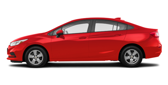 2018 Chevrolet Cruze LS | Photo 4 | Red Hot