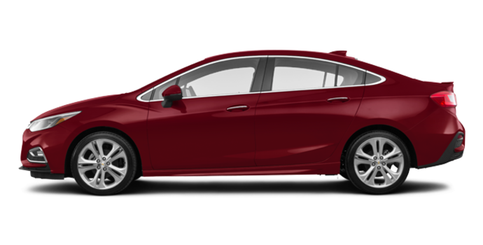 2018 Chevrolet Cruze PREMIER | Photo 4 | Cajun red tintcoat