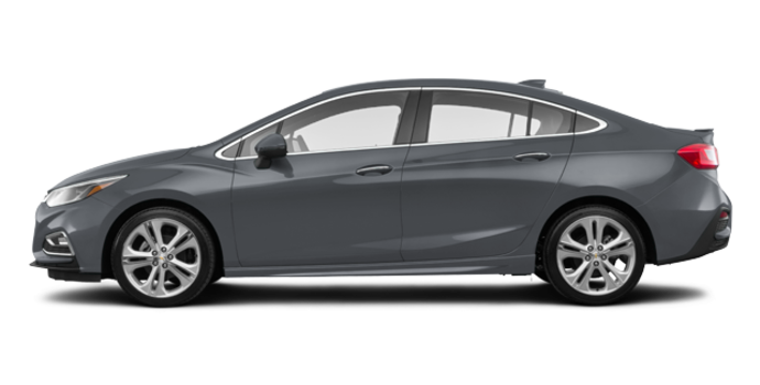 2018 Chevrolet Cruze PREMIER | Photo 4 | Satin Steel Grey Metallic