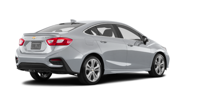 2018 Chevrolet Cruze PREMIER | Photo 5 | Silver Ice Metallic