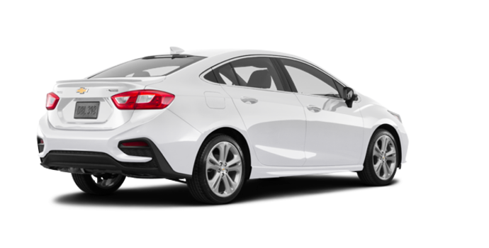 2018 Chevrolet Cruze PREMIER | Photo 5 | Summit White