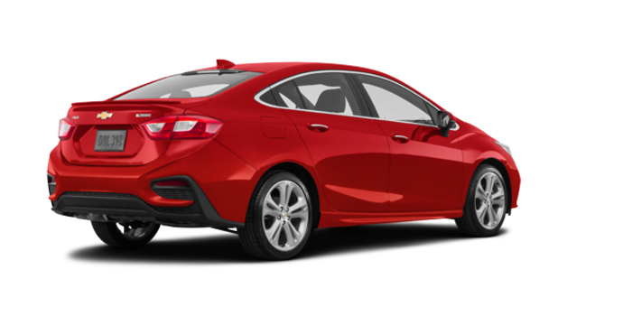 2018 Chevrolet Cruze PREMIER | Photo 5 | Red Hot