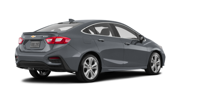 2018 Chevrolet Cruze PREMIER | Photo 5 | Satin Steel Grey Metallic