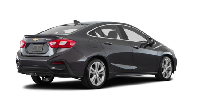 2018 Chevrolet Cruze PREMIER | Photo 5 | Graphite Metallic
