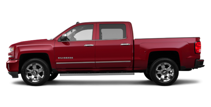 2018 Chevrolet Silverado 1500 LTZ 2LZ | Photo 4 | Cajun red tintcoat