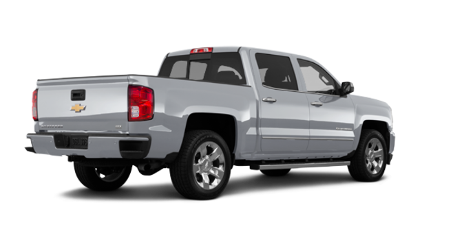 2018 Chevrolet Silverado 1500 LTZ 2LZ | Photo 5 | Silver Ice Metallic
