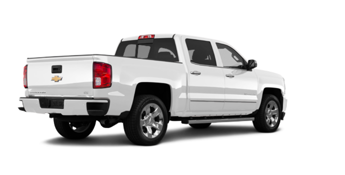 2018 Chevrolet Silverado 1500 LTZ 2LZ | Photo 5 | Summit White