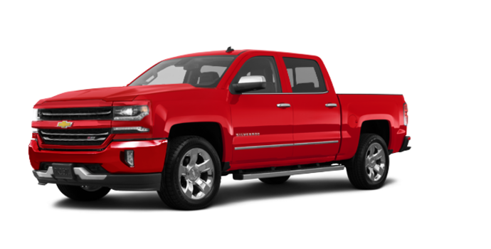2018 Chevrolet Silverado 1500 LTZ 2LZ | Photo 6 | Red Hot