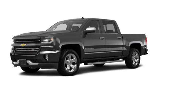 2018 Chevrolet Silverado 1500 LTZ 2LZ | Photo 6 | Graphite Metallic