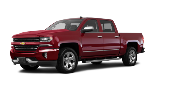 2018 Chevrolet Silverado 1500 LTZ 2LZ | Photo 6 | Cajun red tintcoat
