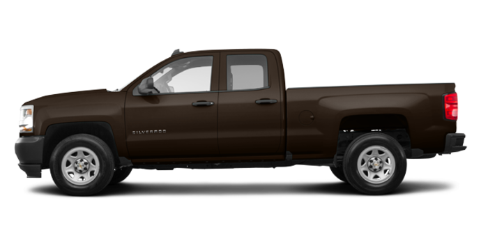 2018 Chevrolet Silverado 1500 WT | Photo 4 | Havana metallic