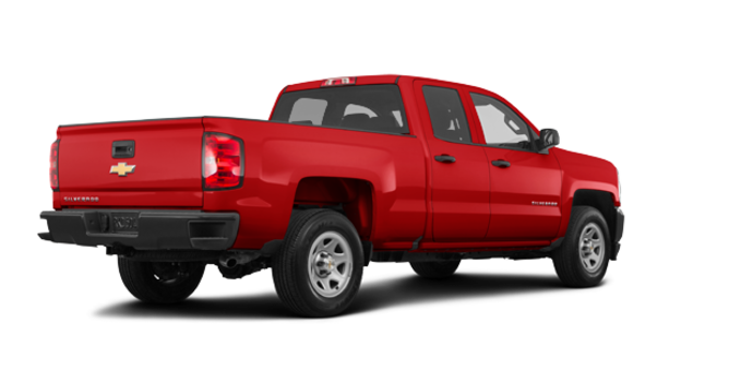 2018 Chevrolet Silverado 1500 WT | Photo 5 | Red Hot
