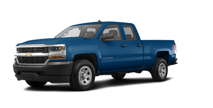 2018 Chevrolet Silverado 1500 WT | Photo 6 | Deep Ocean Blue Metallic